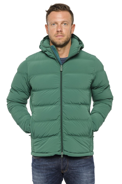 fa20257ced MINUSH   Piumino 0I35 Elastico bistretc Verde - Aspesi - uomo - Brand