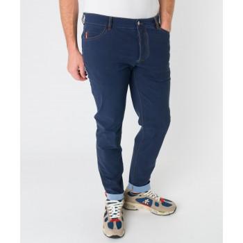 Jeans Techno indaco  Blu