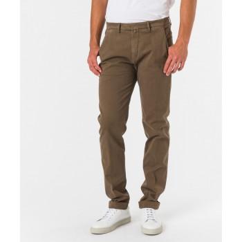 Pantalone Tricottina  Fango