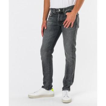 Jeans Bone stretto grigio  Grigio