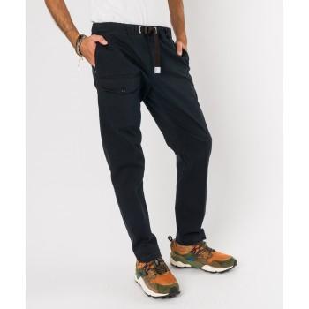 Pantalone Greg con tascona Blu