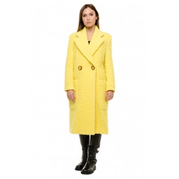Cappotto Desiree in Casentino - Giallo