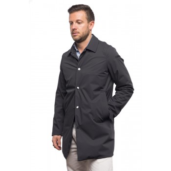 Imperm. 19006 Summer Rain Coat Grigio