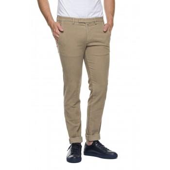 Pantalone Bg03 velluto frances  Sabbia