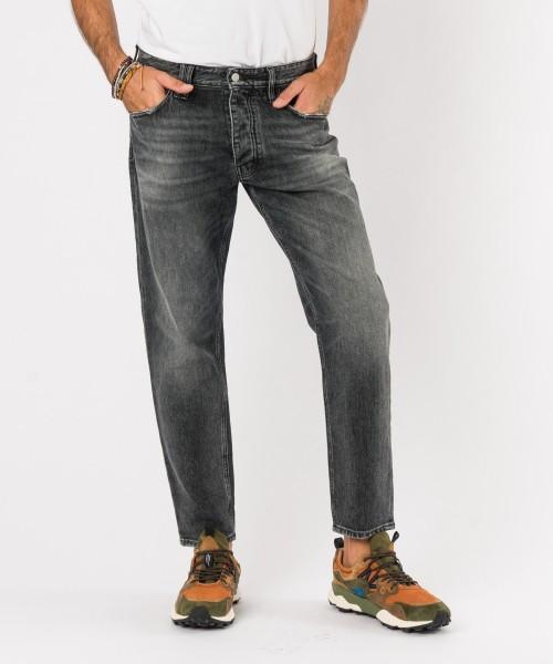 Jeans Pony morbido grigio  Grigio