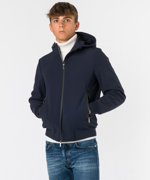 Giubbotto Thermo Bonded Hood  Blu