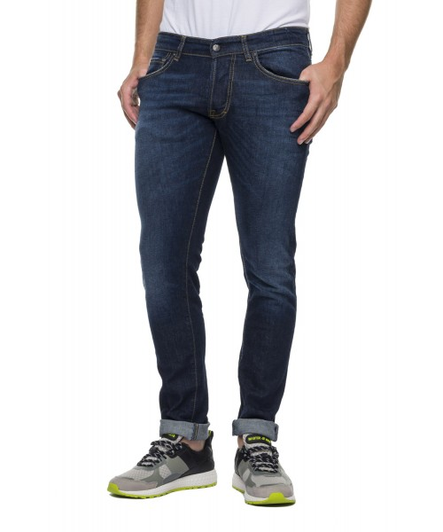 Jeans 901 Dylan scuro Blu